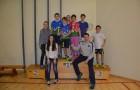 Naši učenci premagali vso področno konkurenco v badmintonu!