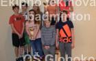 Ekipno tekmovanje – badminton
