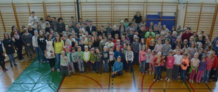 Župan obiskal vrtec in osnovno šolo