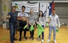 Ekipa OŠ GLOBOKO – državni prvaki na finalu v badmintonu ekipno
