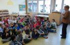 Ustvarjalno druženje z nekdanjo učiteljico